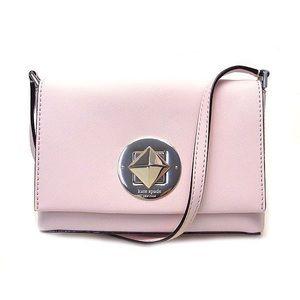 Kate Spade pink Newbury Lane Sally crossbody bag